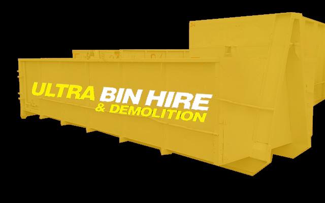 Bin Hire-Binsize 16m3